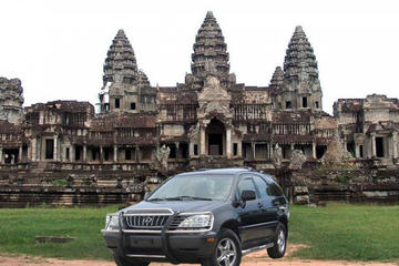 Private Kulen Full-Day Tour (by aircon Vehicles)