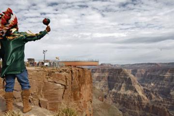 Aventura en Grand Canyon West Rim desde Sedona: viaje en helicóptero...
