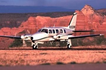Excursão aérea para o Parque Nacional do Grand Canyon saindo de Sedona