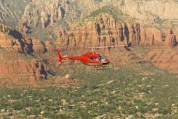 Day Trip Sedona Helicopter Tour: Iconic Formations of Red Rock Country near Sedona, Arizona