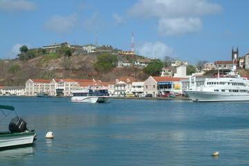 Samplers Tour of Grenada West Indies
