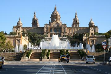 Excursión independiente de un día a Barcelona desde la Costa Brava