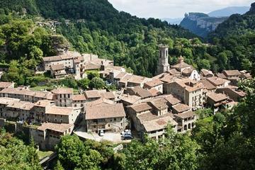 Mittelalterliche Dörfer, Tagesausflug von der Costa Brava: Rupit und...