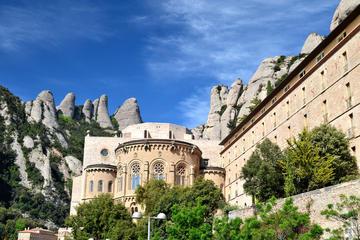Montserrat Day Trip from Costa Brava Including Train Ride and...
