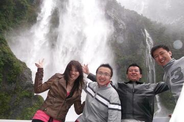 Excursão de um Dia para Grupos Pequenos em Milford Sound e Cruzeiro...