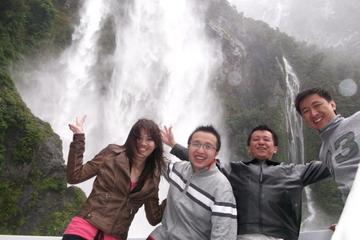 Excursion et croisière d'une journée en petit groupe à Milford Sound...