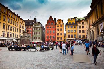 Escursione a terra a Stoccolma: tour a piedi di Stoccolma con
