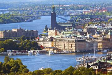 Estocolmo Supereconômico: Excursão a Pé pela Cidade de Estocolmo...