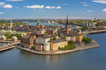 Excursão Histórica a Pé por Estocolmo