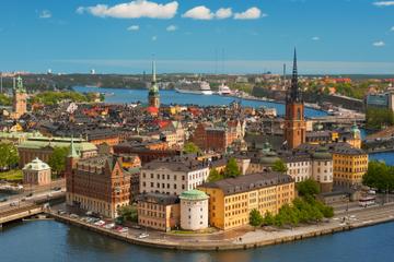 Historisk stockholmsvandring i Gamla Stan