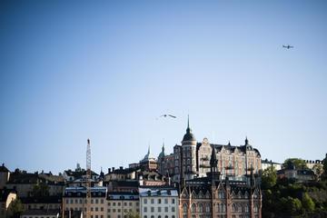 Künstlerviertel Rundgang durch Stockholm