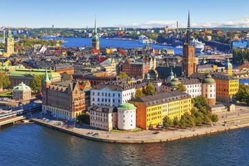 Offerta speciale Stoccolma: tour a piedi di Gamla Stan e tour a piedi