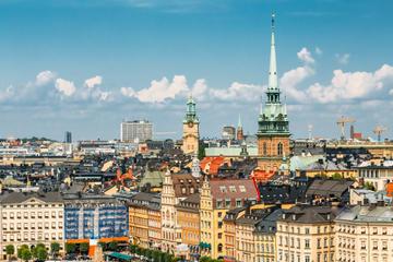 Privat rundtur: Vandring med temat Stockholms vikingahistoria