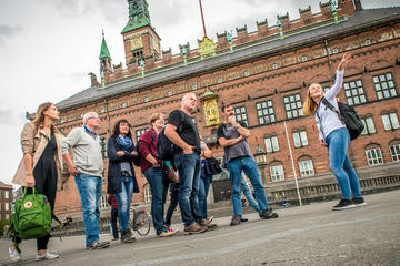 Private Tour: Copenhagen City Walk