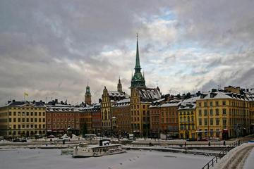 Recorrido a pie de Gamla Stan en Estocolmo