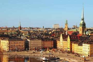 Recorrido a pie por el Estocolmo moderno