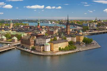 Recorrido histórico a pie por Estocolmo