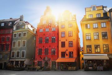 Stadsvandring i Stockholm med ...