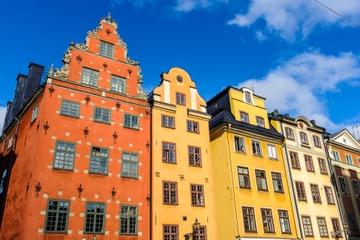 Tour privé: visite à pied de la ville de Stockholm incluant le musée...