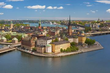 Visite à pied dans les quartiers historiques de Stockholm