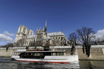 Vedettes de Paris-Bootstour auf der...
