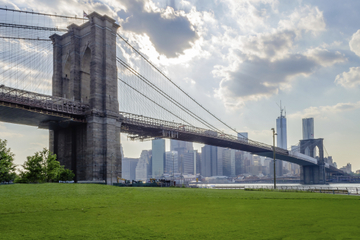 Recorrido a pie por Nueva York de Manhattan a Brooklyn: Puente de...
