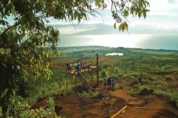 Aventure en tyrolienne à Ka'anapali sur l'île de Maui