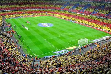 Barcelona Football Club Match Including Round-Trip