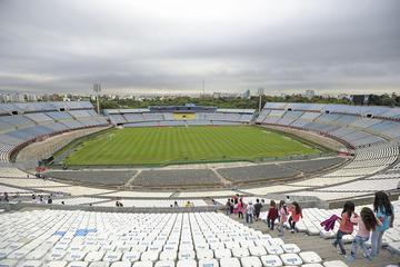 Excursão dos estádios de futebol de Montevidéu