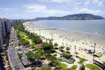 Private Tour from Santos Cruise Terminal to Guarujá Island