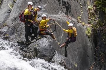 Cairns Canyoning Experience from Cairns or Northern Beaches