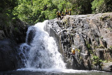 Small-Group Afternoon Canyoning Experience from Cairns or Port Douglas