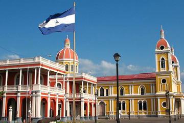 Recorrido por la ciudad de Managua...