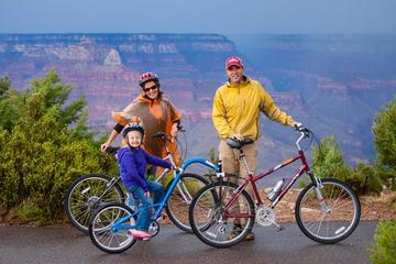 Day Trip Grand Canyon Yaki Point Bicycle Tour near Grand Canyon Village, Arizona