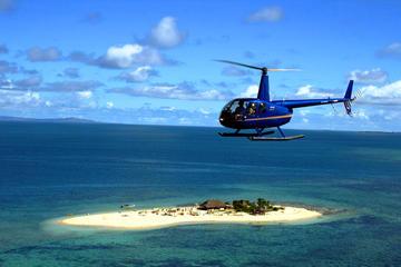 25-Minute Fiji Island Teaser Helicopter Tour