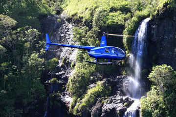 40-Minute Surf to Mountains Helicopter Adventure in Fiji
