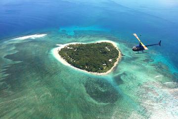 55-Minute Fiji Ultimate Indulgence Helicopter Tour