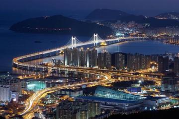 Busan City Tour Bus - Night View Tour
