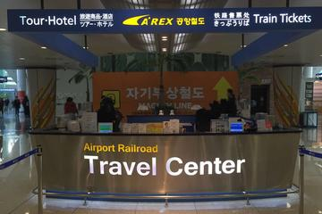 Seoul Airport Railroad Express Train...