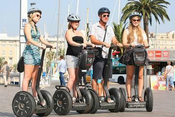 Segway-tur i Barcelona
