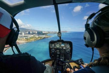 One Hour Private Helicopter Tour Over...