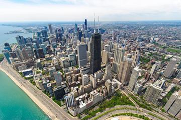 Entrada para o deque de observação do 360 Chicago (anteriormente...