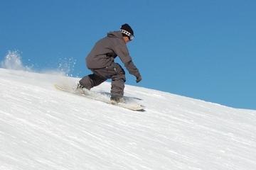Viagem de um dia ao Resort de esqui de Valle Nevado com aula opcional...