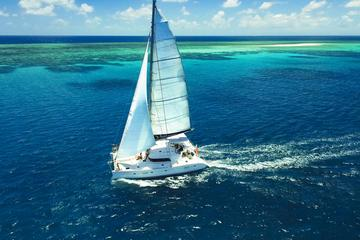 Great Barrier Reef Sailing and Snorkeling Day Trip from Cape Tribulation