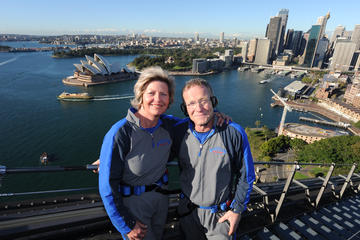 Arrampicata sul Sydney Harbour Bridge