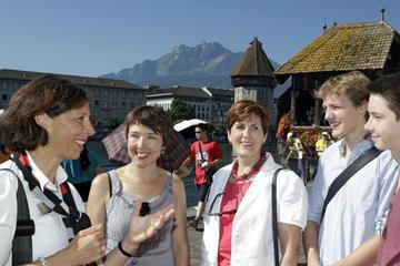 Offizielle Führung durch Luzern
