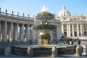 Excursão particular no Vaticano pela...