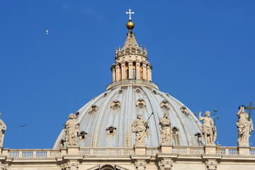 No Wait Access: St Peter's Cupola Guided Tour