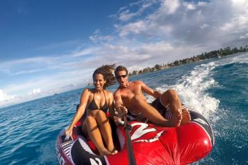Bora Bora Water Sports: Wakeboarding, Waterskiing or Tubing
