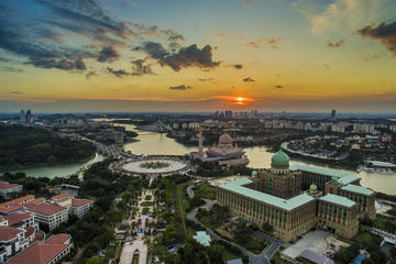 The City of the Future - Putrajaya Day or Night Tour